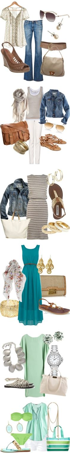 """""""Summer Time!"""" by sld2323 on Polyvore"""