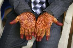 Men's Henna