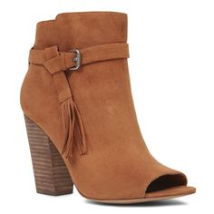 Winny Peep Toe Booties   Fall Booties   Fall Trends   Fall Fashion   Nine  West 69551c379e