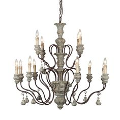 The Imperial Castle Chandelier | Lighting Connection