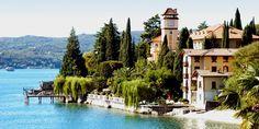 299 € -- Gardasee: 4 Tage Luxusurlaub mit Gourmet-Menü & Spa