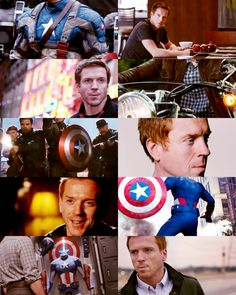 Band of Brothers AU meme: SUPERHEROES   ♠ Winters as Captain America | I don't like bullies, no matter where they come from.