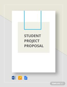 Project Proposal format for Student Lovely 14 Student Project Proposal Templates Pdf Doc Proposal Format, Proposal Example, Address Label Template, Label Templates, Project Proposal Template, Proposal Templates, Writing A Business Proposal, College Acceptance Letter, Software Projects