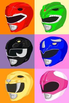 Power Rangers Helmet, Power Rangers Samurai, Power Rangers Ninja, Go Go Power Rangers, Mighty Morphin Power Rangers, Green Power Ranger, Power Ranger Party, Power Ranger Birthday, Power Rangers Pictures