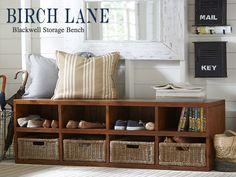 Blackwell Storage Bench