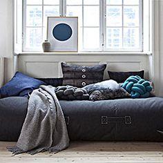 top3 by design - Trimm Copenhagen - rocket daybed grey