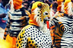 Dünyanın En Benzersiz Festivalleri - Onam Hasat Festivali - Hindistan