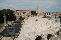 Arles, France - Roman Theatre