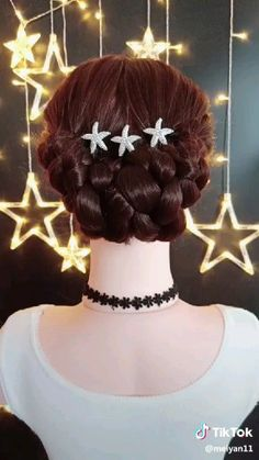 stiilse soengu juhend ✨ diy stiilsed juuksed pikad juuksed punutud - The world's most private search engine Pretty Hairstyles, Girl Hairstyles, Braided Hairstyles, Curly Hair Styles, Natural Hair Styles, Stylish Hair, Hair Videos, Hair Designs, Hair Looks