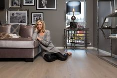 Parkettgulv Work Surface, Designers Guild, Modern Kitchen Design, Couch, Furniture, Home Decor, Decoration Home, Room Decor, Sofas