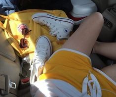 Image about girl in yellow aesthetic by Tess on We Heart It Overwatch, Orihime Bleach, Mundo Hippie, Cheerleaders, Fjallraven, Connie Springer, Happy Colors, Mellow Yellow, Adidas Stan Smith