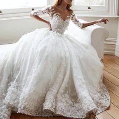 Magical wedding dress - I LOVE IT!