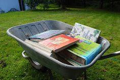 Kruidwis: Het boekenpaadje