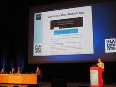 Declaration de Lyon - sur l'accès à l'information et au développement