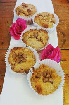 Chocolate + Banana Gluten Free Muffins Today I woke up super early for a great photo shoot. I got home and I was tired. I walked all the way to the super market and had left my wallet at home. I then came upstairs and got my wallet but locked myself out. Luckily the builders …