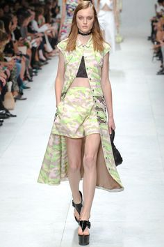 Carven Spring 2014 Ready-to-Wear Collection Slideshow