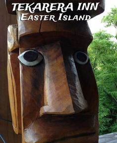 Best accommodation on the Easter Island.. that is, if you care to stay with somebody who's known the island inside out and participated even in restoring the Moai statues!
