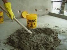 Tabela prática de medidas para fazer massa de cimento para assentar tijolos, fazer reboco, chapisco, contrapiso e alvenaria estrutural. Traço para argamassa