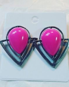 Brinco Pink