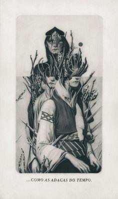 Artist Joao Ruas #drawing #illustration