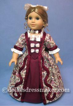 Elizabeth ~ American Girl Doll