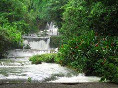Dunn's River Falls - Jamaca
