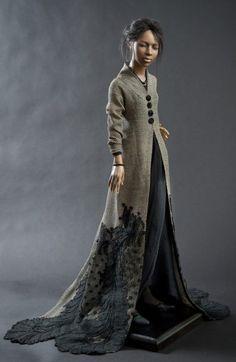 Tatiana Baeva - porcelain doll artist
