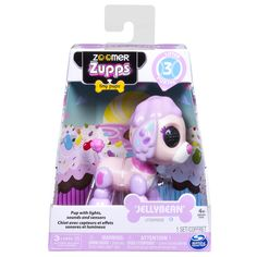 Tiny Pups Poodle Jellybean Toy For Girls Robot Kids Toddler 4 5 6 7 8 9 Year Old
