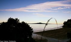 View of Rangitoto from Browns Bay - my first outing with my Canon EOS - LOVE IT! :-)