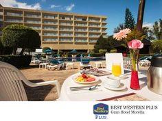 EL MEJOR HOTEL DE MORELIA. En Best Western Plus Gran Hotel Morelia, contamos con los mejores servicios para que tenga una estancia inigualable en las mejores instalaciones de la ciudad. Le esperamos en su próximo viaje y le recordamos que puede reservar llamando al (443)3228000. #bestwesternmorelia
