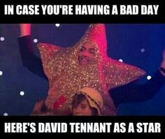 David Tennant everyone