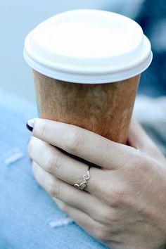 "Sydney Evans ""love"" ring"