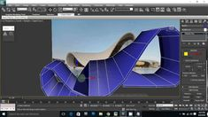 How to Model Curvilinear Structure in Max 3d Max Tutorial, Autodesk 3ds Max, 3 D, Architecture, Maya, Sculpting, Modeling, Software, Interiors