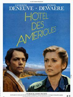 Hôtel des Amériques (André Téchiné), 1981