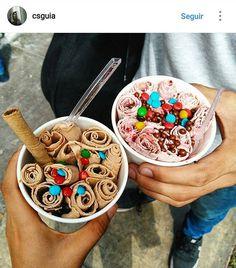 Ni el frío puede con unos rollitos de helado  Son tan irresistibles   Comparte tu foto usando el hashtag #sweetrollsperu  Créditos: @csguia
