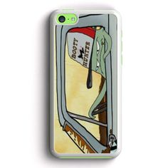 Booty Hunter Squidbillies iPhone 5C Case | Aneend