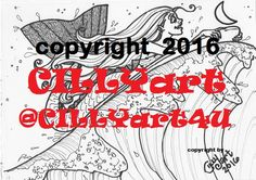 """If your children, students or even you would enjoy coloring my original CILLYart line illustrations, get access to some of these free by subscribing to my brief, yet fun monthly email updates, CILLYart4U NEWS! Go to my website: cillyart4u.wix.com/cillyart4u and sign up with your email today on the home page under """"MY UPDATES...be the first to know!"""""""