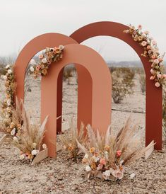 Desert Terracotta Wedding There's a special kind of magic you can only find in West Texas! If a West Texas wedding sounds like you, get inspired with these sculptural arch ideas. Wedding Reception Tables, Wedding Ceremony, Terra Cotta, Ceremony Backdrop, Wedding Backdrops, Wedding Backdrop Design, Backdrop Ideas, Sunset Colors, Wedding Rentals