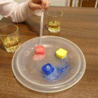 Zábavný pokus pre deti - záhada šumiaceho ľadu - Nasedeticky.sk Cotton Candy, Children, Creative, Young Children, Boys, Kids, Child, Floss Sugar, Kids Part