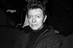 """The only official nod to Bowie's death was a video screen in the lobby showing a photo of the musician with the words """"In Memoriam, 1947-2016."""""""