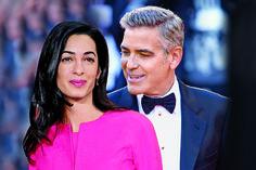 George Clooney and Amal Alamuddin Pregnant and Wedding: Celebrity News   OK! Magazine
