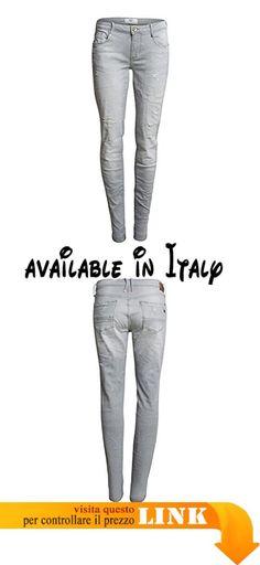 """B0742F4TWQ : Jeans """"Elsa"""" - von Le Temps des Cerises - Farbe Grey - Größe 30."""