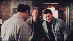 It's Always a Good Time // SPN Cast. One of my favorite gag reel videos. This made me so happy.