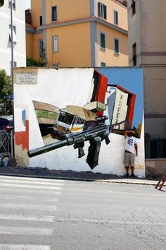 Festival Gian Maria Volontè // Io scrivo sui muri