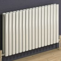 Reina Neva Designer Radiator - White, Black or Anthracite