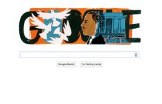 Google Honors Martin Luther King Jr. With Another Awesome Doodle
