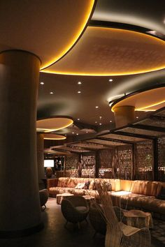 Cool hotels are hard to find but baobab in maspalomas is one of them Restaurant Design, Restaurant Bar, My Bar, Cafe Shop, Best Hotels, Ceilings, Lighting Design, Interior Architecture, Walls