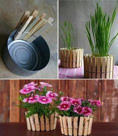Easy mothers day project.