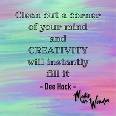 """Make-in-Wonder on Instagram: """"I have been working on clearing some space in my mind, and the creativity has been flowing in! 😅 - Have fun crafting!🤗 - #makeinwonder…"""" My Mind, Flow, Have Fun, Creativity, Crafting, Mindfulness, Space, Learning, How To Make"""
