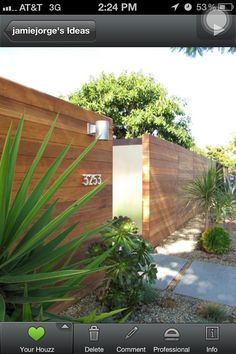 Cheaper alternative? Three sided fence?  Made to feel deeper through low to medium plantings on either side?
